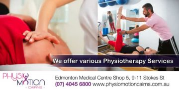 New PhysioMotion Business Advert